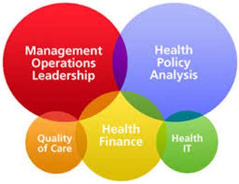 the health field and leadership - MHA Statement of purpose